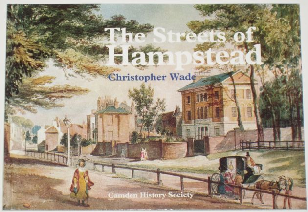 The Streets of Hampstead, by Christopher Wade